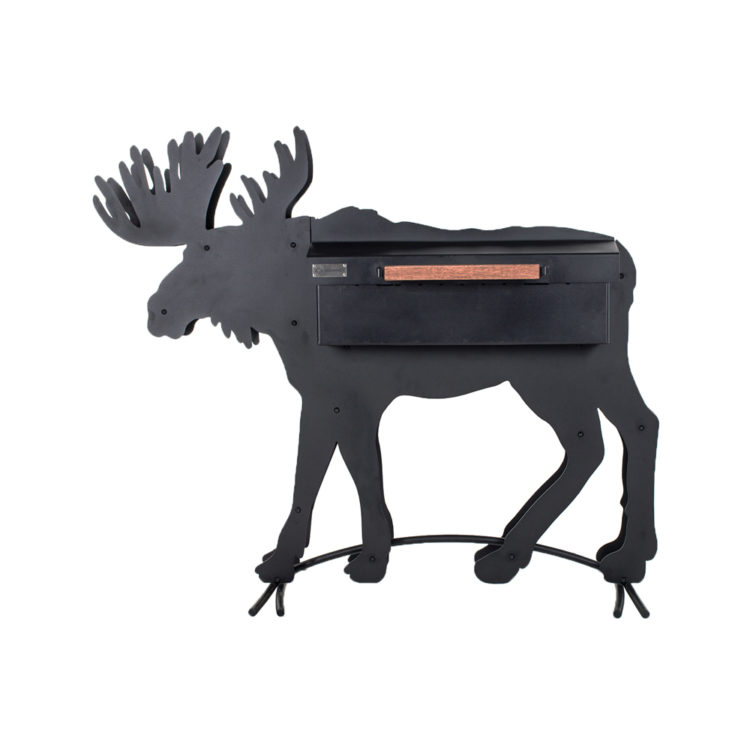 Charcoal grill Moose