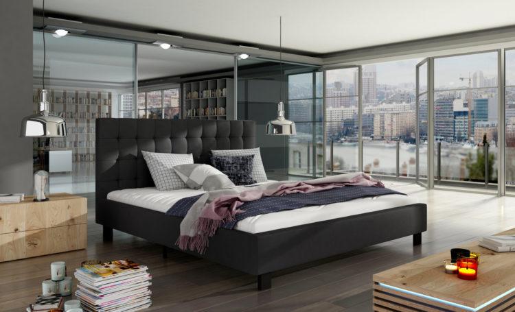 Sängyn runko 140x200 cm MAURO
