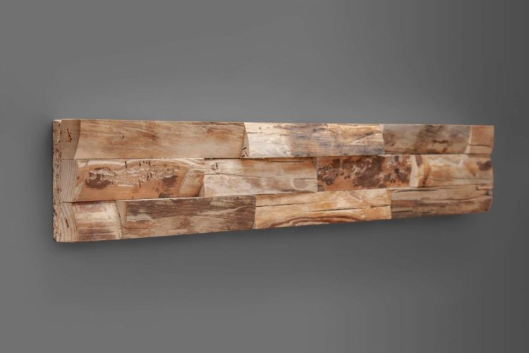 Koristeellinen puusta seinäpaneeli ALIAS