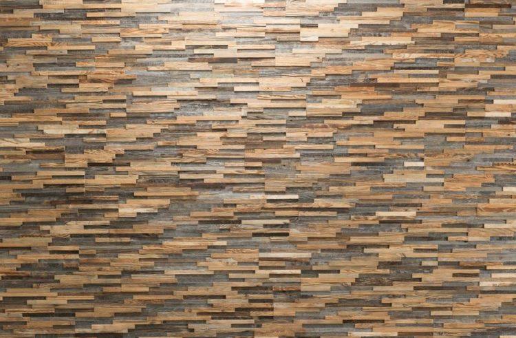 Koristeellinen puusta seinäpaneeli SELECTIO